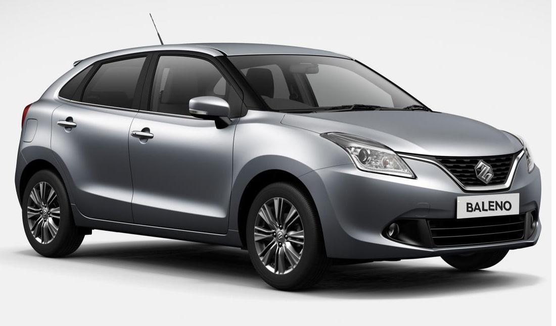 Suzuki Baleno 1.2 cc