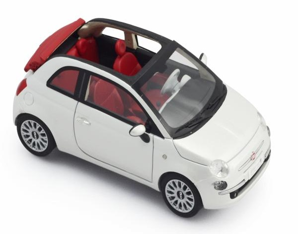 Fiat 500 Cabrio 1.2 cc