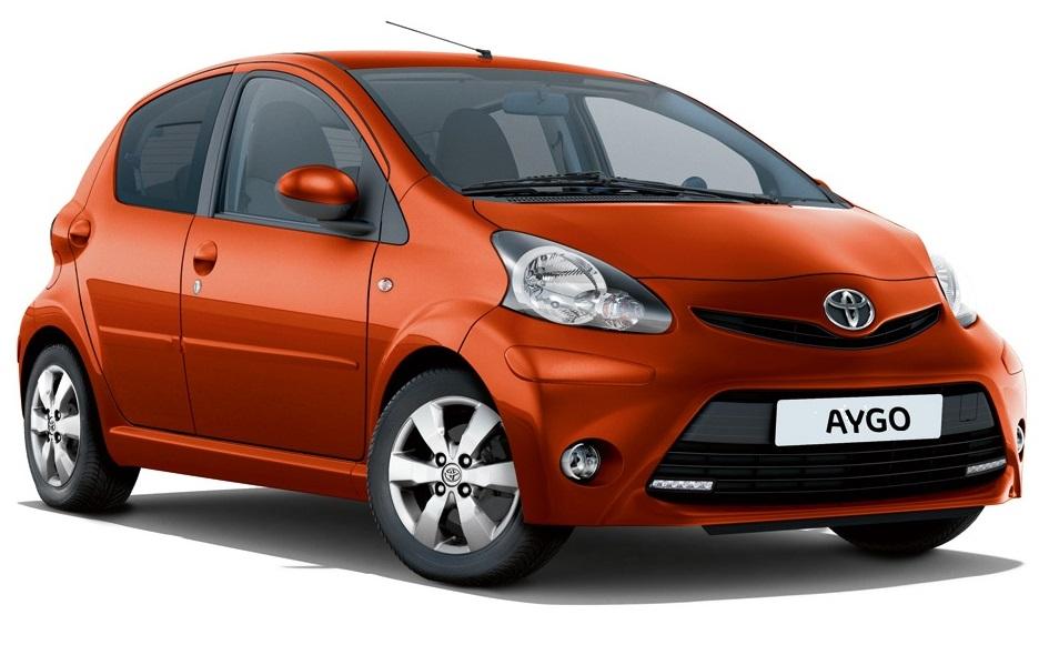 Toyota Aygo 1.0 cc