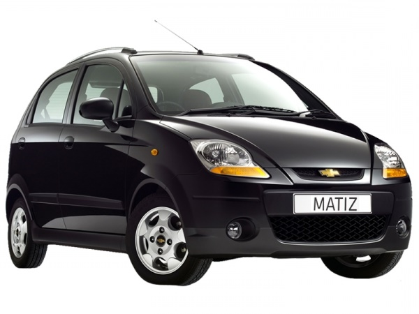 Chevrolet Matiz 0.8 cc (not new)