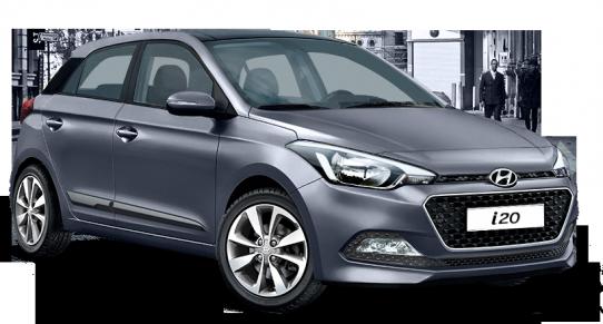 Hyundai i20 Extra 1.4 cc
