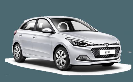 Hyundai i20 1.4 cc - Automatic