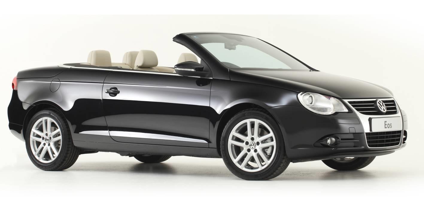 VW Eos Cabrio 1.4 TSI