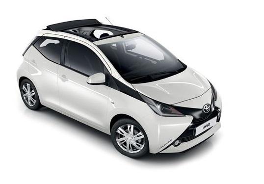 Toyota Aygo Open Top 1.0 cc